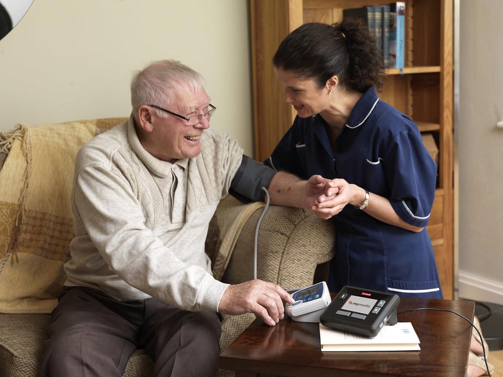 Qu'est-ce que les soins de nursing ? Définition et explication.